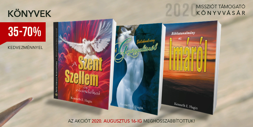 Nyári könyvvásár 2020