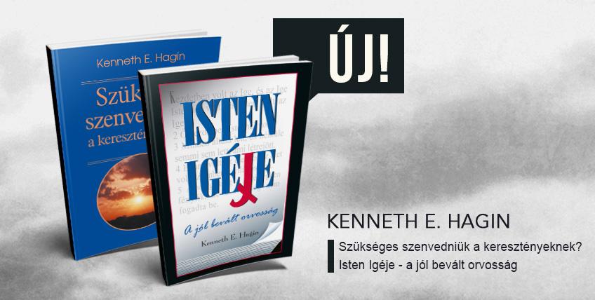 Kenneth E. Hagin januári újdonságok