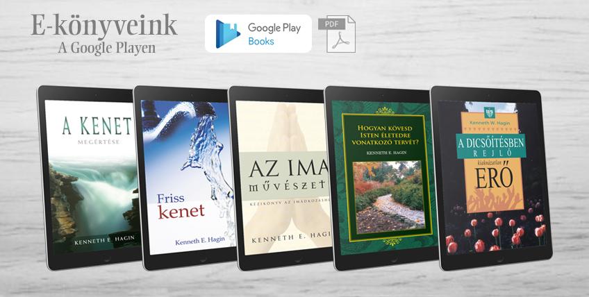 E-könyveink a Google Playen