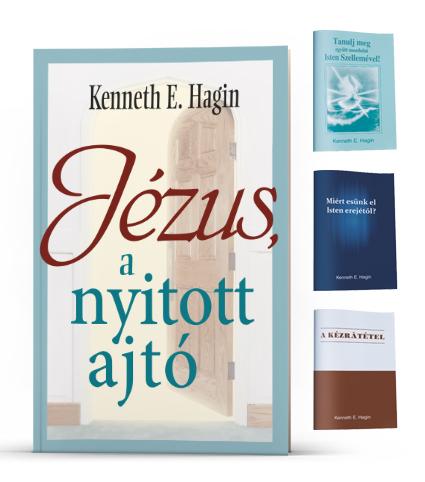 Kenneth E. Hagin októberi újdonságok