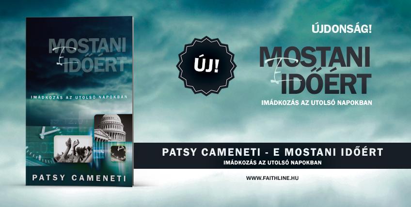 Patsy Cameneti - E mostani időért